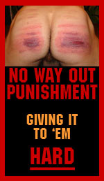 No Way Out Punishment