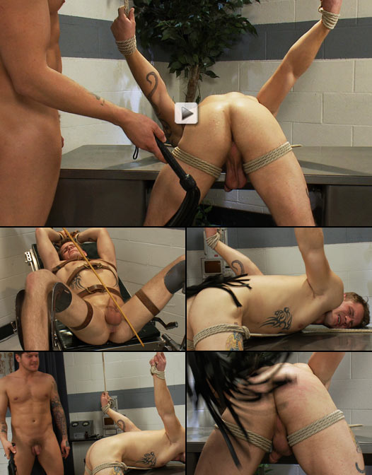 incredible thigh caning and flogging