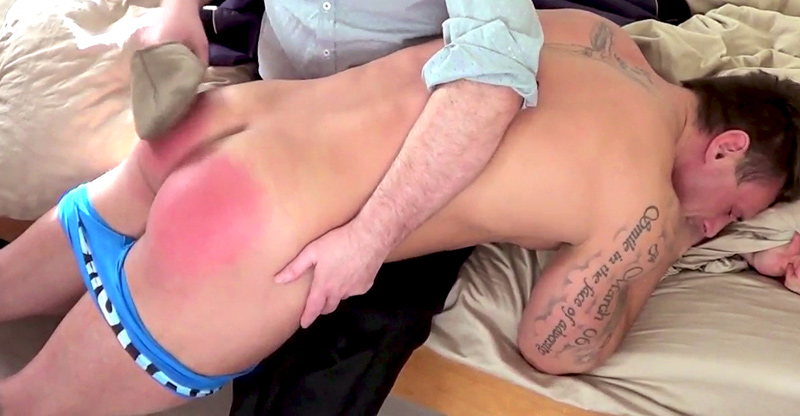 Deep and painful anal